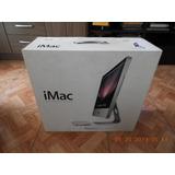 Apple iMac 20 2.66 Ghz Core 2 Duo 8gb Ram 320gb Nueva.