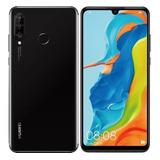 Huawei P30 Lite 128gb 4gb Ram Libre De Fabrica Nuevo - Negro