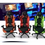 Silla Gamer Halion Ha-s41 150kg 180° Wilson Colores Disponib