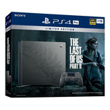 Ps4 Play Station 4 Pro 1tb The Last Of Us 4