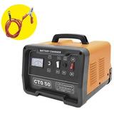 Cargador Bateria 220v 40-400ahr 12/24v Pro Bs-ct50