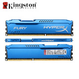 Memoria Kingston Hyperx Fury Blue 8gb, Ddr3 1866 Mhz