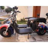 Motos Electricas Citycoco Harley Motor 1500w Version 2020