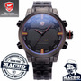 Reloj Shark Sawback Angel Tipo B - Led Acero Inox - Colores