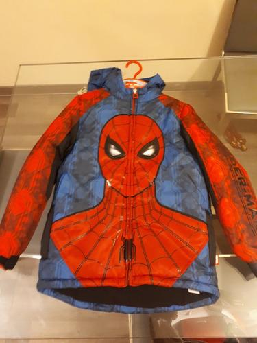 8a3796cdc Casaca Impermeable Spiderman Disney Store Original