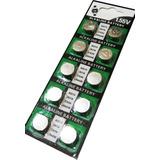 Pilas Ag13 10 Pilas Botón Alcalina Ag13 / Lr44 / 357 1,5v