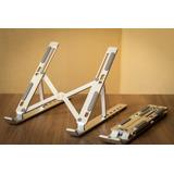 Soporte Plegable De Aluminio Base Para Laptop - Envío Gratis
