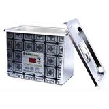 Lavador Limpiador Ultrasonico Acero Inoxidable Baku  Bk 3050
