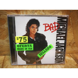 Michael Jackson Cd Made In Usa (central Vinilo)