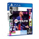 Fifa 21 Ps4 - Nuevo - Sellado - 100% Original
