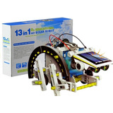 Kit De Robotica Solar 13 En 1 Educativo Creativo Ciencia