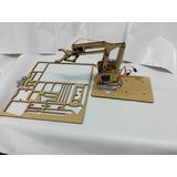Brazo Robot 4 Grados - Robótica Arduino