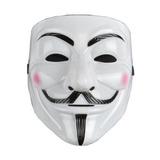 Mascara Anonymous Anonymus V De Vendetta Halloween
