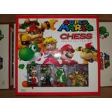 Super Mario Bros Chess Ajedrez Producto Nuevo Y Sellado