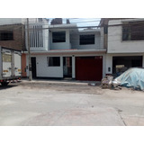 Casa 3 Pisos 6 Cuartos  5 Cocheras San Juan De Miraflores