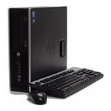 Cpu Empresarial Hp/ Lenovo Desk, Core I5 4gb, 500gb,dvd+rw,