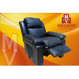 Sillon Reclinable Acolchado