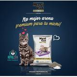 Arena De Gato Sanitaria 20 Kg Delivery Maxicat