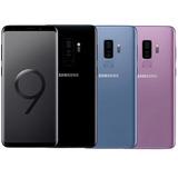 Samsung Galaxy S9 Plus 128gb 6gb Ram 12mp Dual Os 8.0