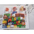 Super Mario 3d Land Nintendo 3ds  Sellado