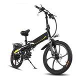 Bicicleta Eléctrica 48v Plegable Aro 20  (greenpowerbike)