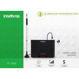 Intelbras Perú - Interface Base Celular Gsm Itc 4100 Nuevo