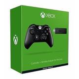 Controller Xbox One Mando Wireless + Adaptador Inalambrico
