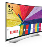 Televisor Lg De 55 Curvo,ultra Hd 4k,smart Tv + 3d - Sellado