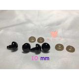 Ojos De Seguridad De Plástico De 10mm Para Amigurumis