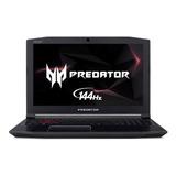 Acer Predator Helios 300 I7 8va - Gtx 1060 144hz 16 Gb 256gb