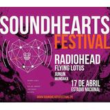 Entradas Para El Concierto De Radiohead Campo Norte 2018