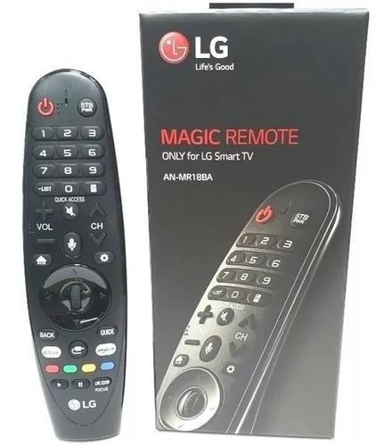 Control Remoto Lg 2018 An-mr18ba Magic Remote Sellado