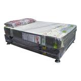 Conjunto Box Tarima Y Colchon 2 Plz - Oferta