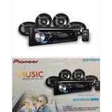 Autoradio Pioneer Dxt S4069bt Combo Stereo+4parlan Bluetooth