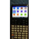 Calculadora Hp Prime Graphing Calculator Táctil