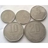Coin Collection: Costa Rica Monedas De Colección