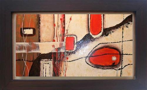 Cuadros con relieve modernos perfect venta de cuadros for Cuadros modernos plateados