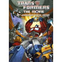 Películas & Series En Usb  Los Transformers G1 Remasterizada