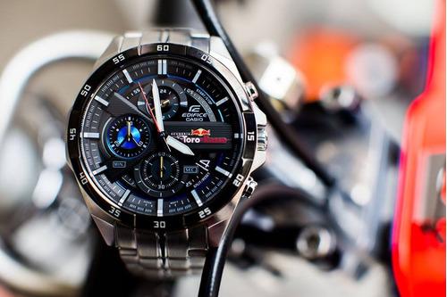 e649e82d7a2b Reloj Casio Edifice Efr-556tr-1av 100% Nuevo Y Original