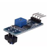 Modulo Tcrt5000 Sensor Infrarrojo Seguidor De Linea Arduino