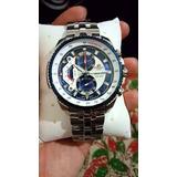 97907b3a845e Reloj Casio Edifice Ef-558d - 2av - Nuevo Original En Caja