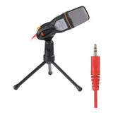 Microfono Profesional Condensador Laptop Celular Youtuber Pc