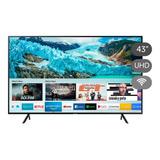 Smart Tv 43 Samsung Bluetooth Uhd 4k 2019 Sellados Ru7100