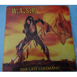 W.a.s.p. The Last Command Peru Popsike