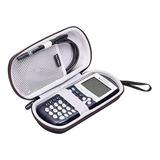 Ltgem Funda Para Instrumentos Texas: Calculadora Ti-84, 89/8