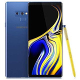 Celular Samsung Galaxy Note9 128gb Ocean Blue