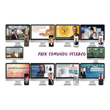 Mega Pack De 32 Cursos Edmundo Velasco - Pnl - Gran Oferta!!