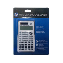 Calculadora Cientifica Hp 10s+ 240 Funciones -visor 2 Lineas