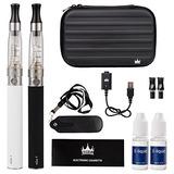 Cigarro Electrónico Ego R7 1100 Mah + Liquido 10 Ml