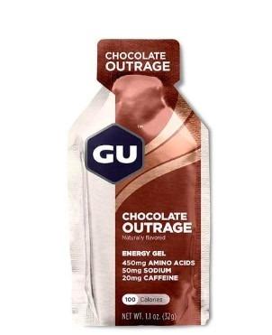 cb5b07073e Gu Energy Gel Chocolate Caja 24 Con Cafeína